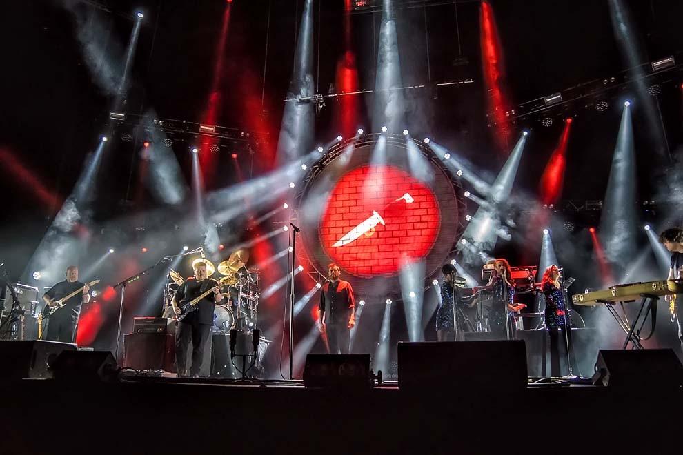 The Australian Pink Floyd Show w Krakowie. Zdjęcia i relacja